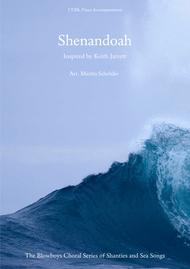 Shenandoah (TTBB) (inspired by Keith Jarrett) - Arrangement for men's choir (as performed by Die Blowboys)