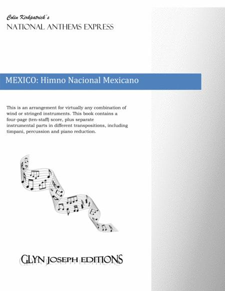 Mexico National Anthem: Himno Nacional Mexicano