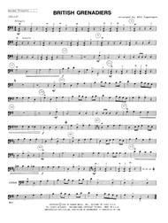 British Grenadiers - Cello