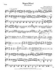 Wagon Wheel - String Trio