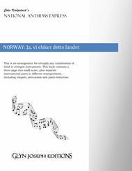 Norway National Anthem: Ja, vi elsker dette landet
