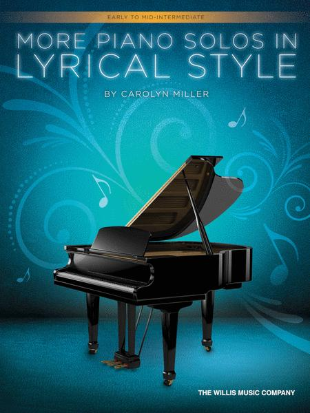 More Piano Solos in Lyrical Style