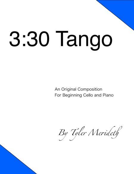 3:30 Tango (Cello)