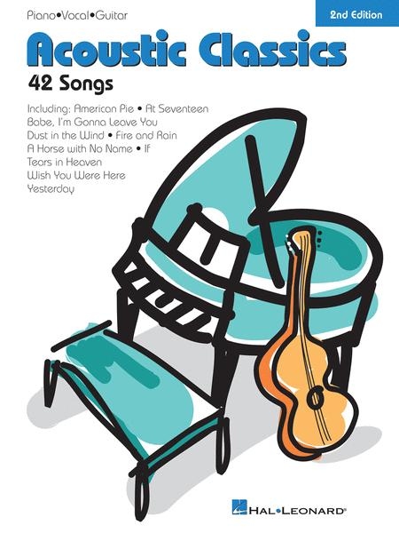 Acoustic Classics - 2nd Edition