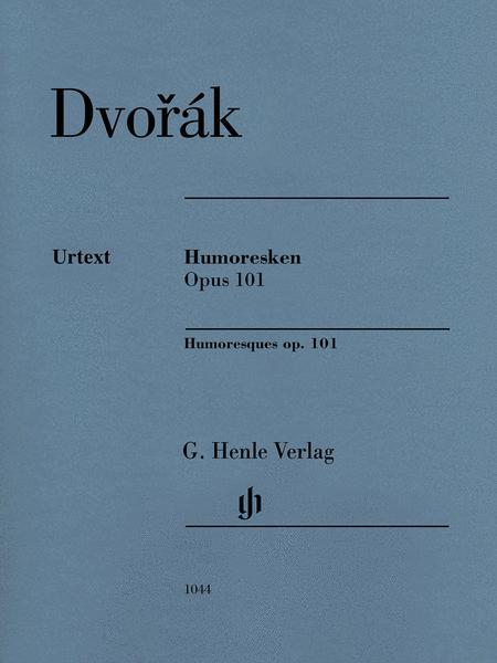 Humoresques Op. 101