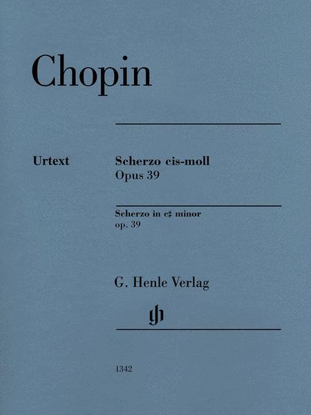 Scherzo in C-sharp minor, Op. 39
