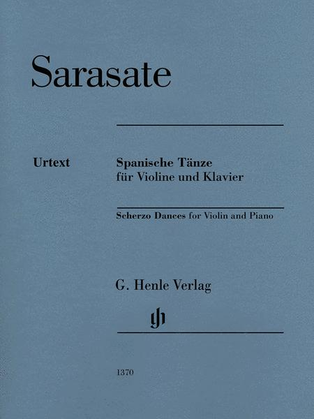 Spanish Dances for Violin and Piano
