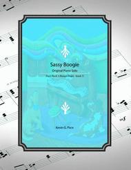 Sassy Boogie - original piano solo