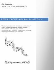 Republic of Ireland National Anthem: Amhrán na bhFiann
