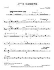Letter from Home - Trombone 2