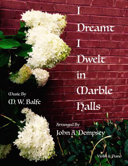 Marble Halls (Violin and Piano)