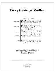 Percy Grainger Medley for Brass Quintet