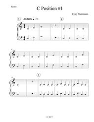Warmups for Piano Primer Level