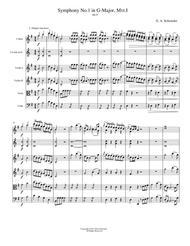 Symphony No.1 in G-Major, Mvt.I