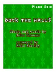 Deck the Halls - Piano Solo