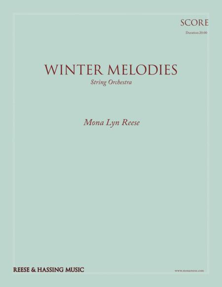Winter Melodies for String Orchestra