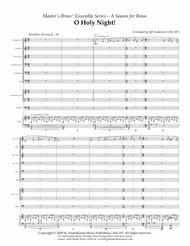 O Holy Night for Brass Choir/Ensemble