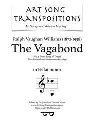 The Vagabond (B-flat minor)