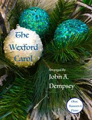 The Wexford Carol (Trio for Oboe, Bassoon and Piano)