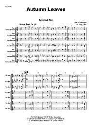 Autumn Leaves - Jazz Classic - Les feuilles mortes - Saxophone Trio