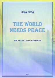 The World Needs Peace