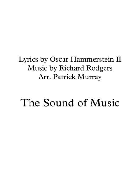 The Sound Of Music (For Brass Quintet)