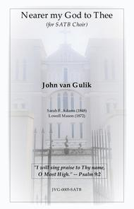 JVG-0005-SATB Nearer my God to Thee