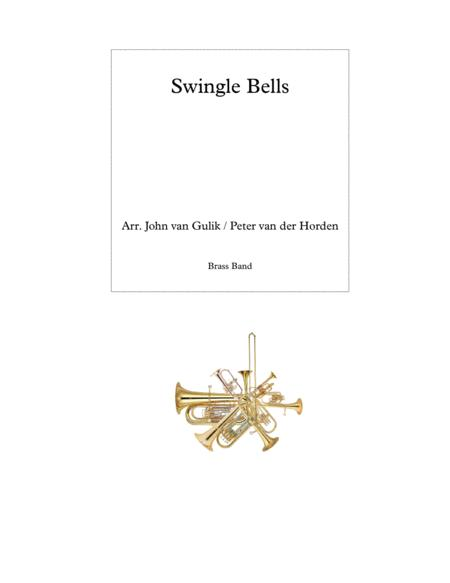 Swingle Bells - Brass Band - Score and all parts