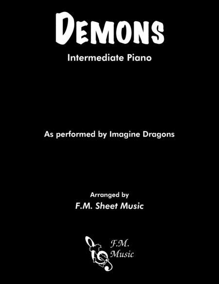 Demons (Intermediate Piano)