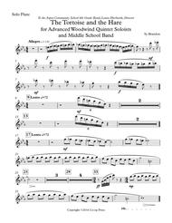 Download The Tortoise And The Hare For Advanced Woodwind