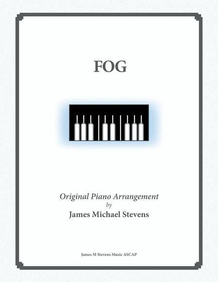 Fog - Reflective Piano