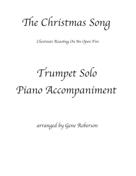 The Christmas Song Trumpet Solo (Chestnuts Roasting On An Open Fire)