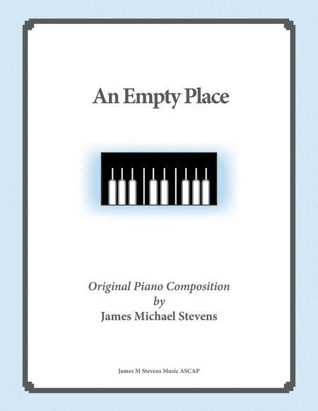 An Empty Place - Sad Piano