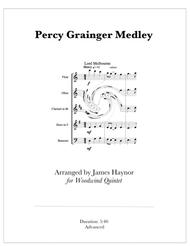 Percy Grainger Medley for Woodwind Quintet
