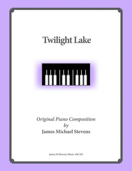 Twilight Lake - Romantic Piano