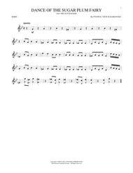 Dance Of The Sugar Plum Fairy, Op. 71a