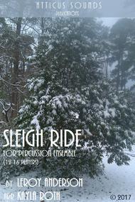 Sleigh Ride for Percussion Ensemble