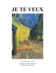 Je Te Veux (for woodwind quintet)