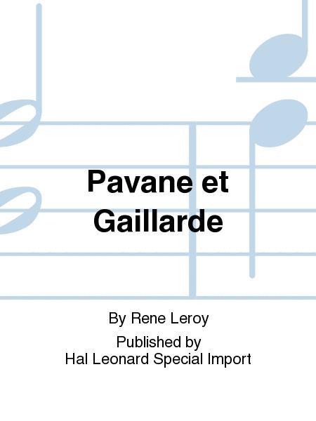 Pavane et Gaillarde