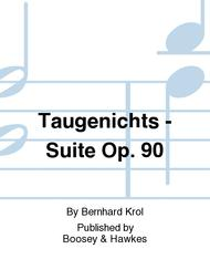 Taugenichts - Suite Op. 90