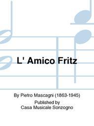 L' Amico Fritz