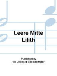 Leere Mitte Lilith