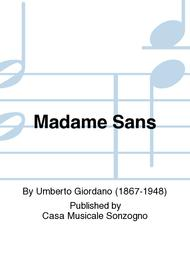Madame Sans