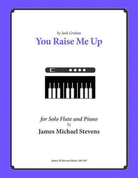 You Raise Me Up - Solo Flute & Piano