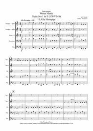 Handel: 11.Alla Hornpipe from Suite No.1 in F