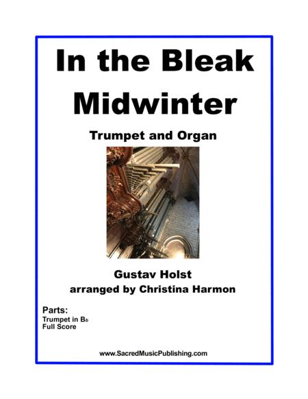 In the Bleak Midwinter - Two Trumpets and Organ