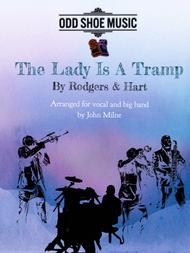 The Lady Is A Tramp for vocal and big band