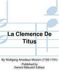 La Clemence De Titus