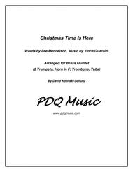 by vince guaraldi christmas time is here - Vince Guaraldi Christmas Time Is Here
