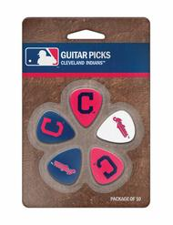 Cleveland Indians Guitar Picks
